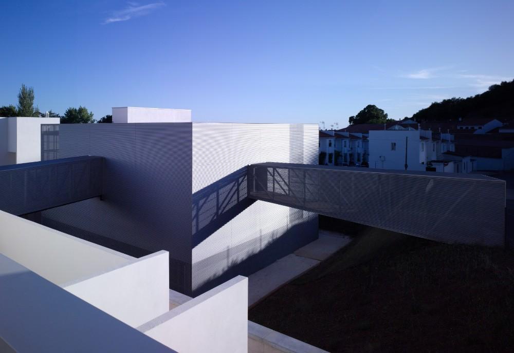 Cuartel de la Guardia Civil en Aracena