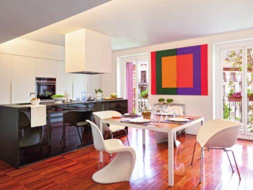 Reforma de vivienda en Madrid SB4