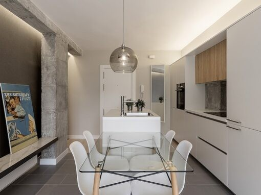 Reforma de vivienda en Madrid RYG108