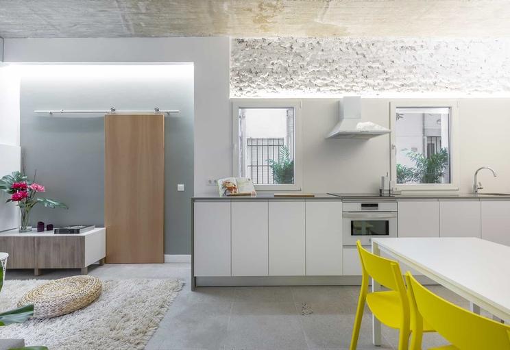 Reforma de vivienda en Madrid G18