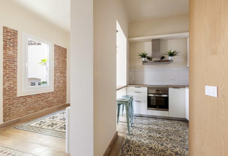 Reforma de vivienda en Madrid DS29
