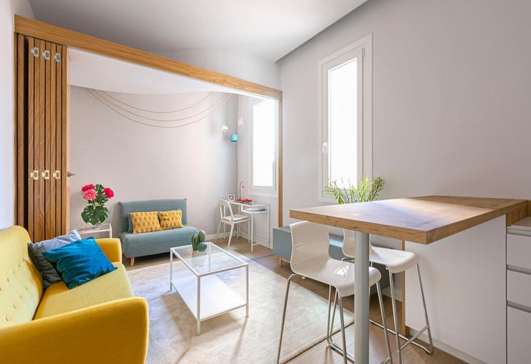 Reforma de vivienda en Madrid FR46